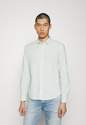 BATTERY SLIM - Shirt - greys