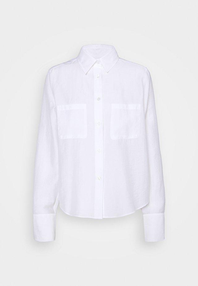 HELENA - Košile - white chal