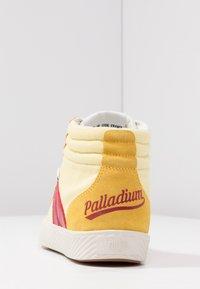 Palladium - Baskets montantes - pop corn - 5