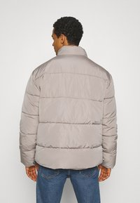 Mennace - MOONDUST REGULAR PUFFER JACKET UNISEX - Winter jacket - grey - 2