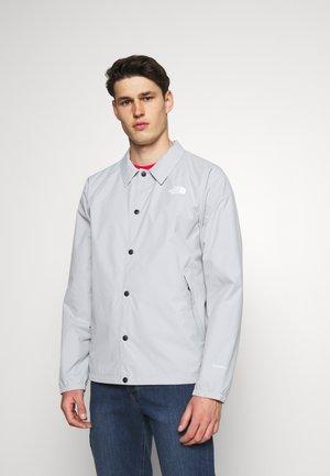 COACHES JACKET - Outdoor jacket - high rise grey