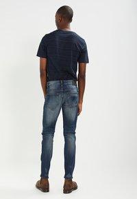 Only & Sons - ONSLOOM BREAKS - Džíny Slim Fit - medium blue denim - 2