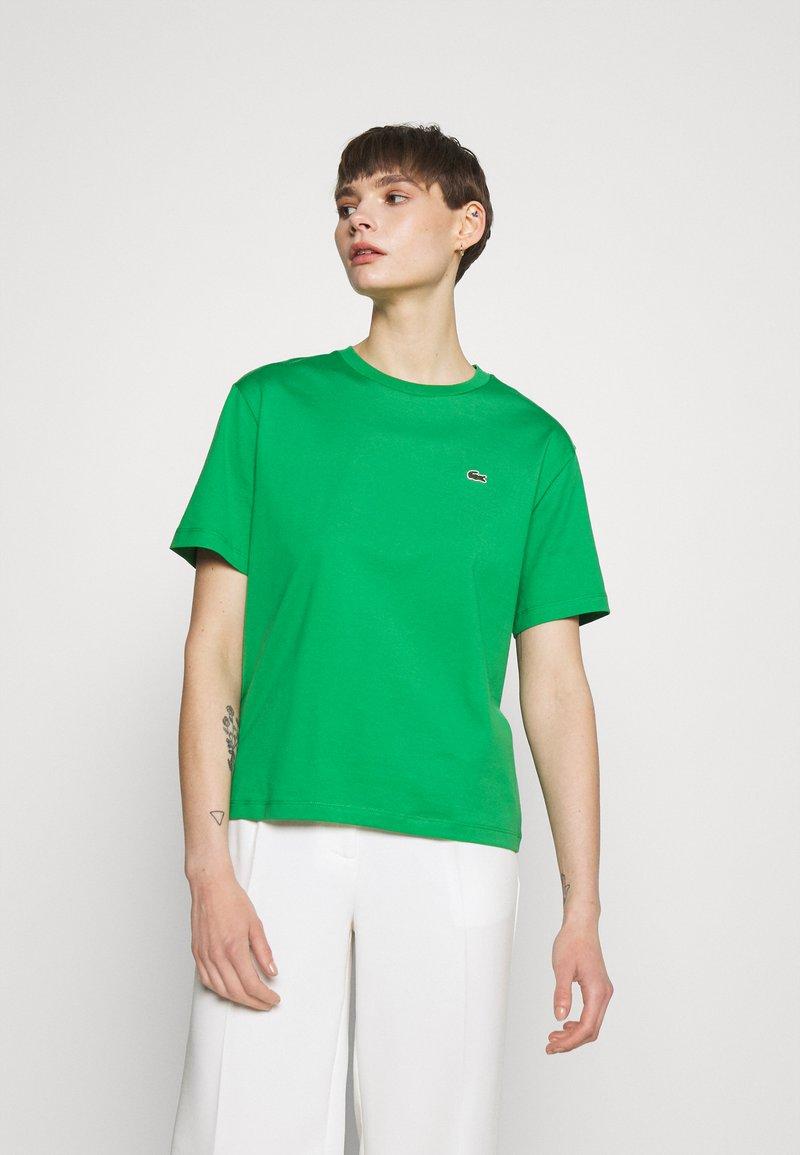 Lacoste - Basic T-shirt - chervil