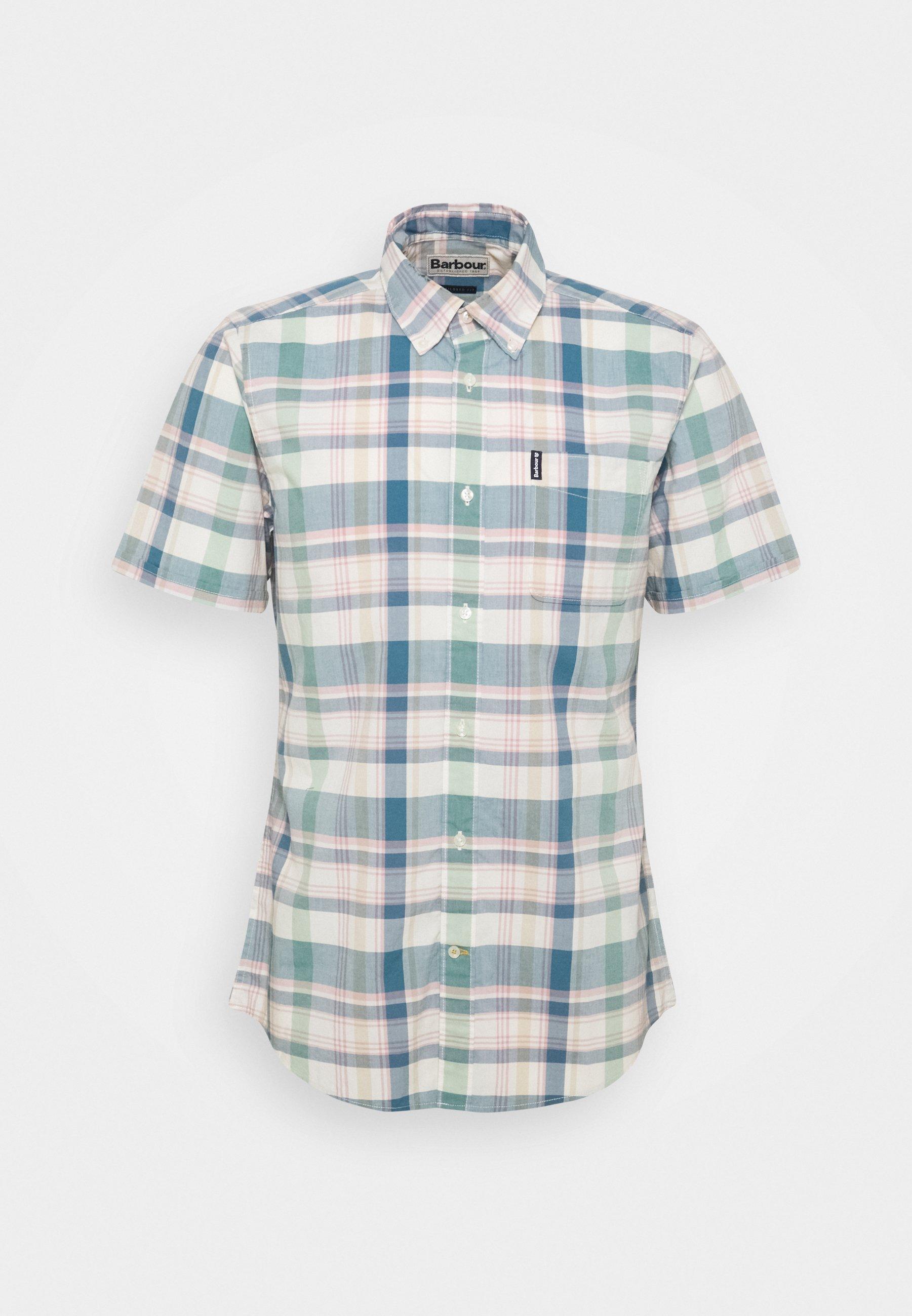 Herren HIGHLAND CHECK TAILORED - Hemd