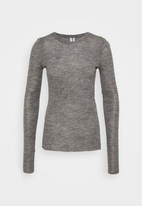 ARKET - Long Sleeve - Long sleeved top - grey medium - 4