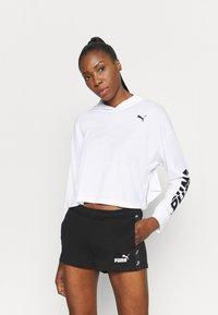 Puma - MODERN SPORTS LIGHTWEIGHT - T-shirt sportiva - white - 0
