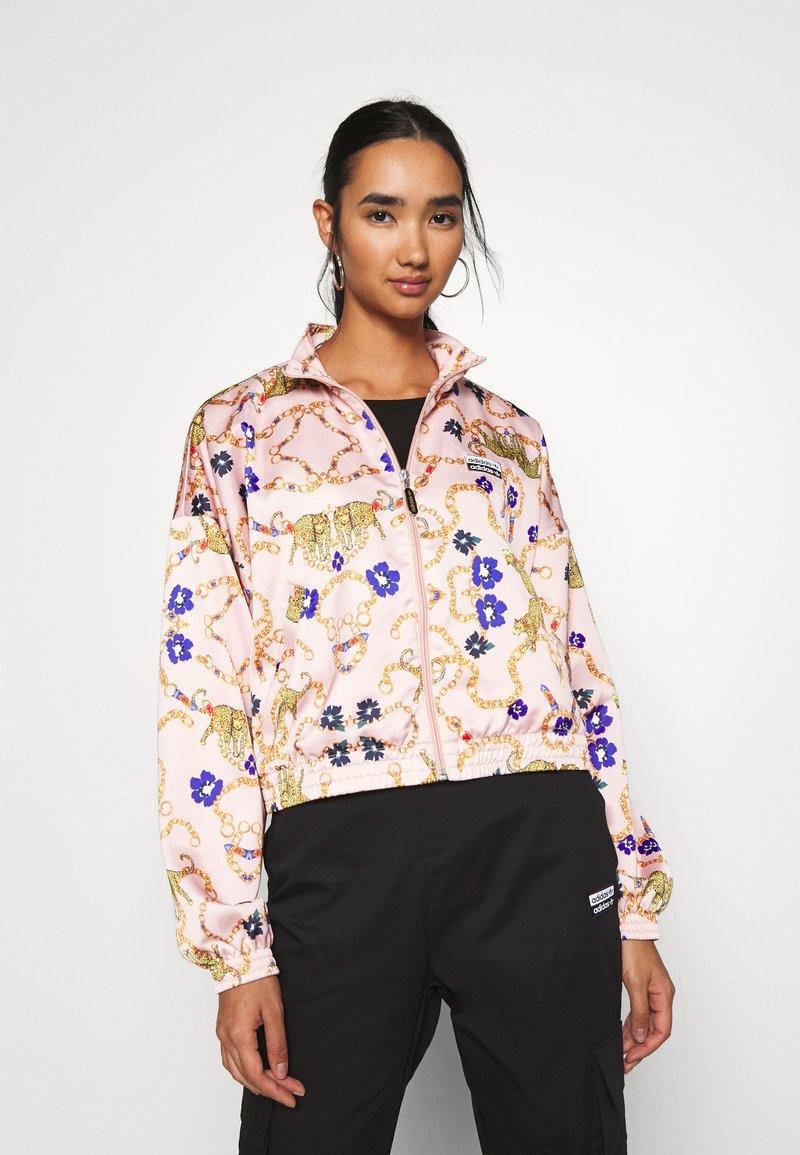 adidas Originals - GRAPHICS SPORTS INSPIRED TRACK - Trainingsjacke - multicolor