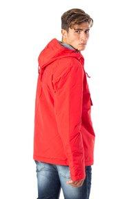 Napapijri - Winter jacket - mottled dark red - 3