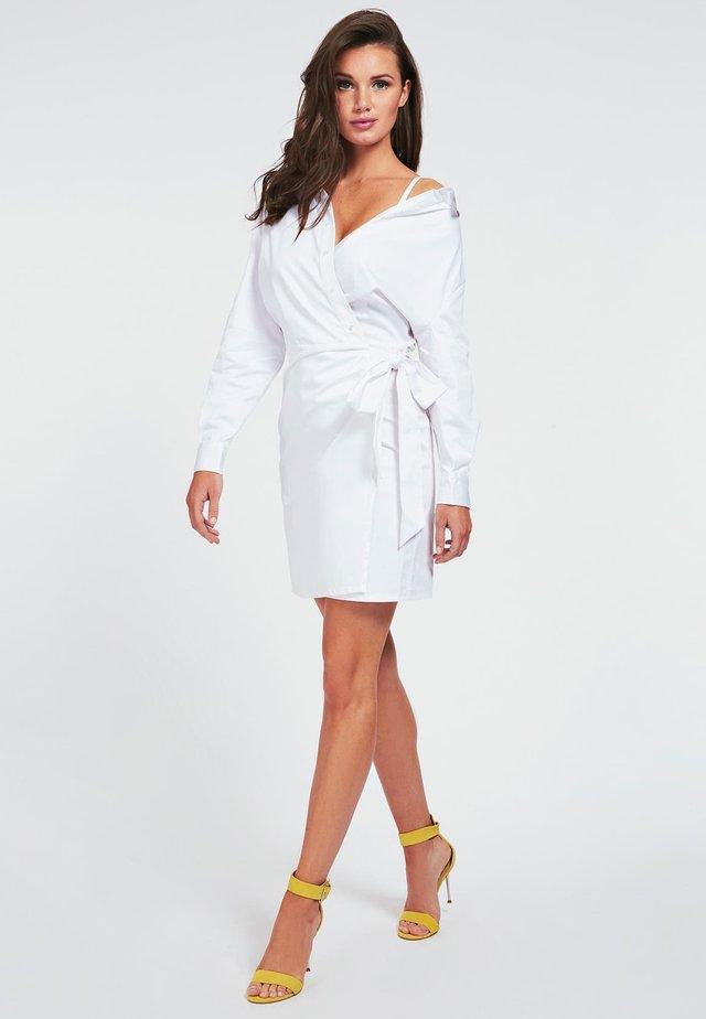Day dress - blanc