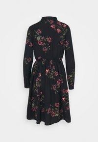 Vero Moda Tall - VMGALLIE DRESS  - Shirt dress - black - 6