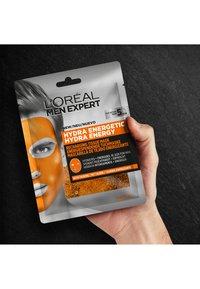 L'Oréal Men Expert - HYDRA ENERGY & PURE CHARCOAL FACE MASK SET - Skincare set - - - 4