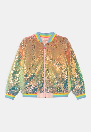 Bomber Jacket - multi coloured