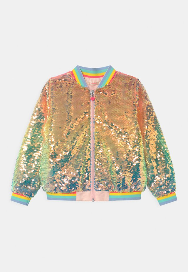 Bomber bunda - multi coloured