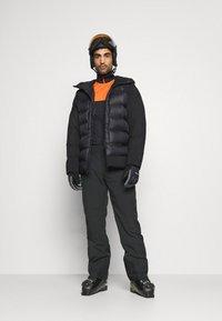 Bogner Fire + Ice - MIKAL - T-shirt à manches longues - black - 1