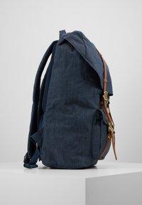 Herschel - LITTLE AMERICA - Plecak - indigo denim - 4