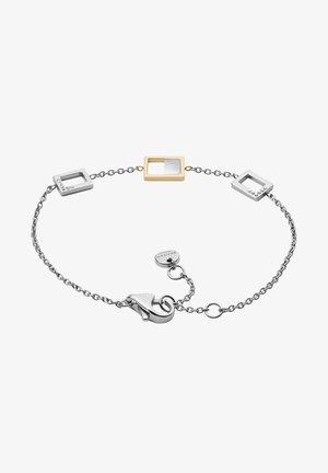 Bracelet - roségold/silber