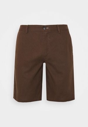 BERM BASICA - Short - dark brown