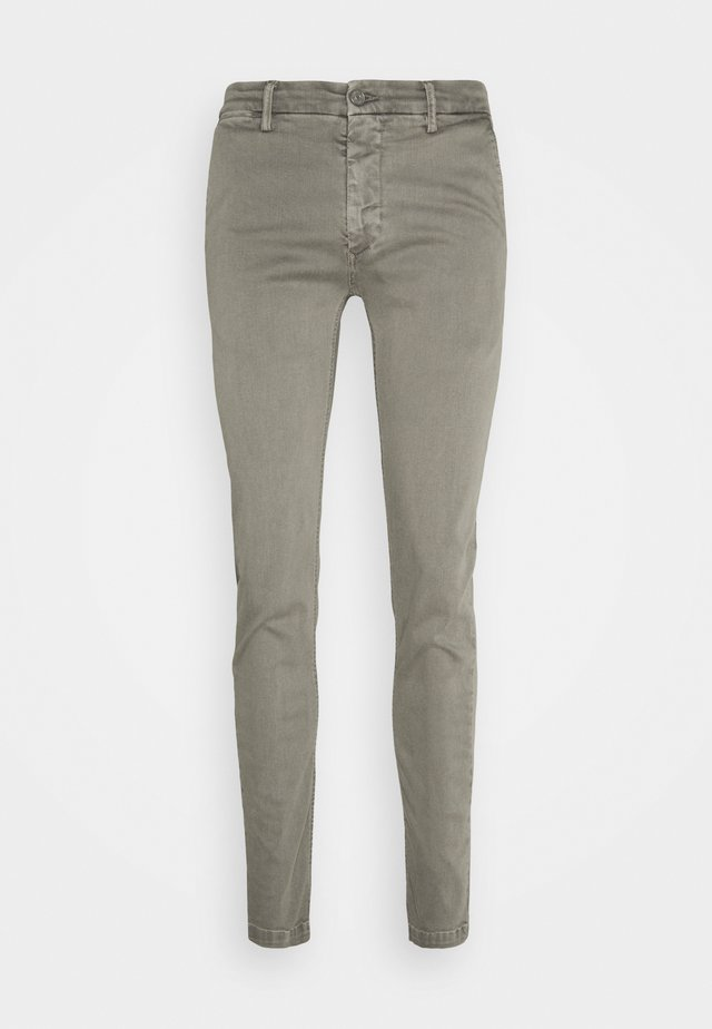 ZEUMAR HYPERFLEX  - Jean slim - ice grey