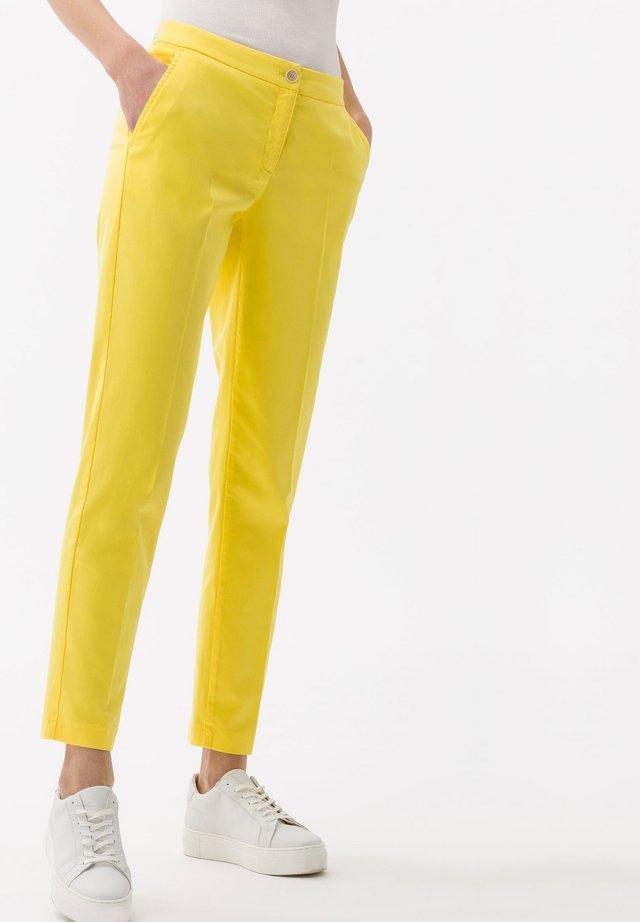 STYLE MARON - Broek - yellow