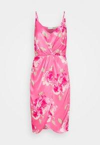 Vila - VIALBERTE DRESS - Day dress - azalea pink - 0