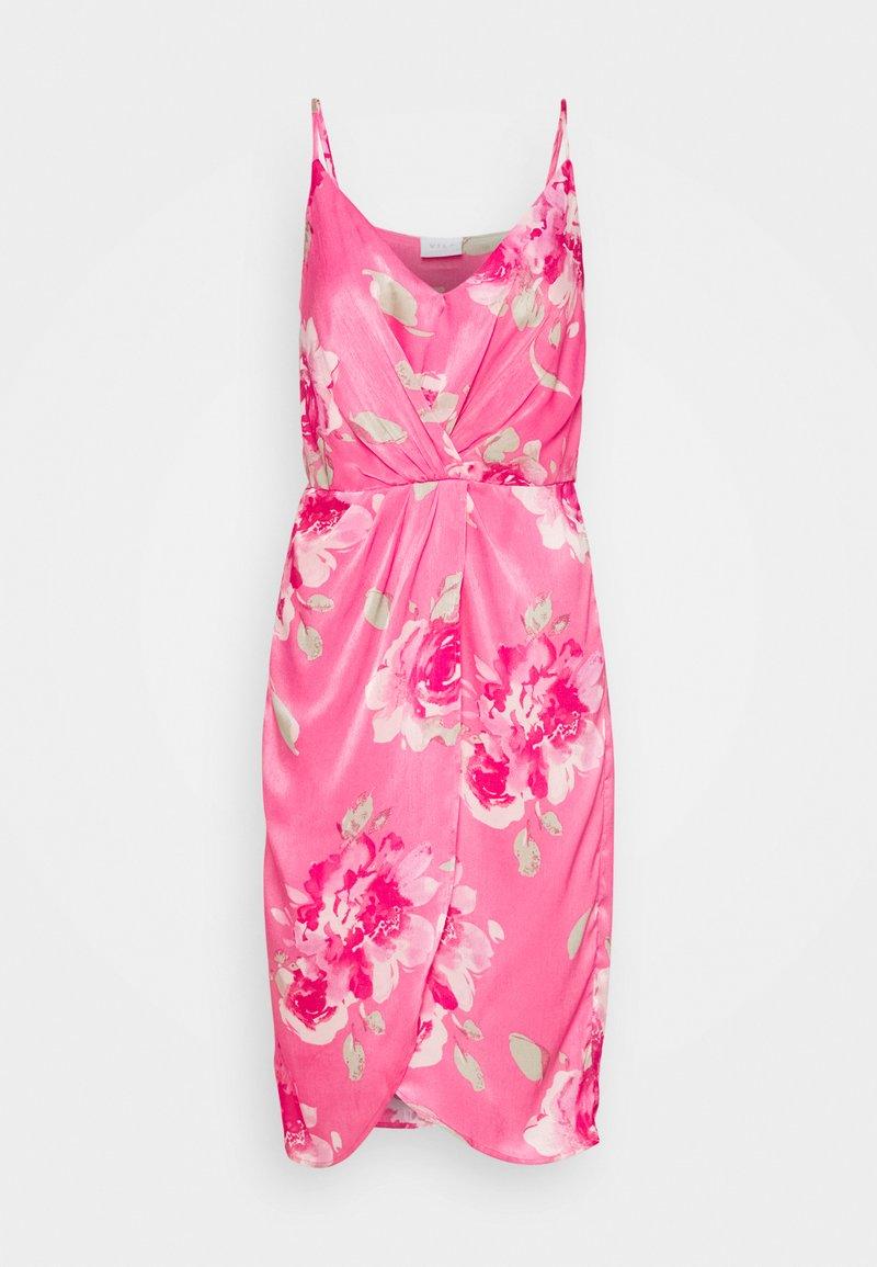 Vila - VIALBERTE DRESS - Day dress - azalea pink