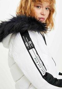 DeFacto - Winter coat - white - 3