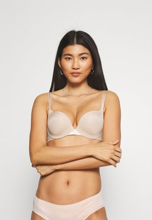 ESSENTIALL EXTRA  - Push-up bra - beige doré