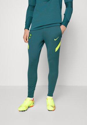 TOTTENHAM HOTSPURS PANT - Squadra - dark teal green/green