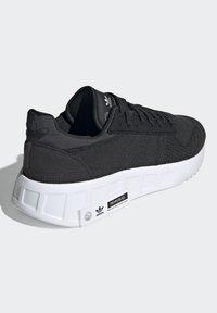 adidas Originals - GEODIVER - Trainers - core black/core black/ftwr white - 3