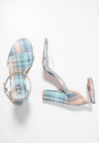 Call it Spring - TAYVIA  - Sandaler med høye hæler - other blue - 3
