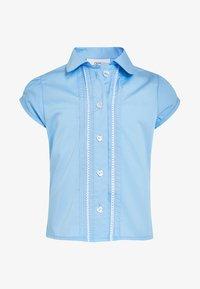Next - Button-down blouse - blue - 0