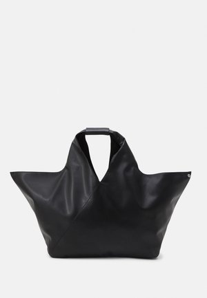 BORSA MANO - Tote bag - black