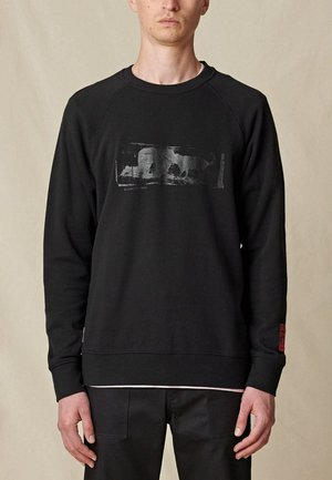 REFUSE TO COMPLY CREW - Sweater - black