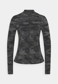 Sweaty Betty - POWER WORKOUT ZIP THROUGH JACKET - Training jacket - black tonal - 0