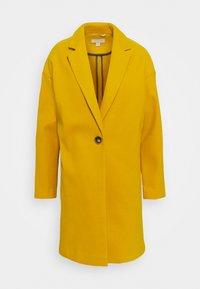 Topshop - Classic coat - mustard - 4