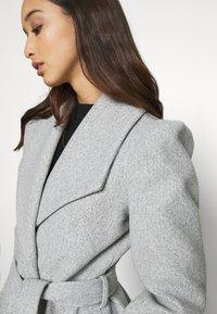 River Island - Classic coat - grey - 3