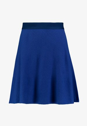 SKIRT - Áčková sukně - royal blue