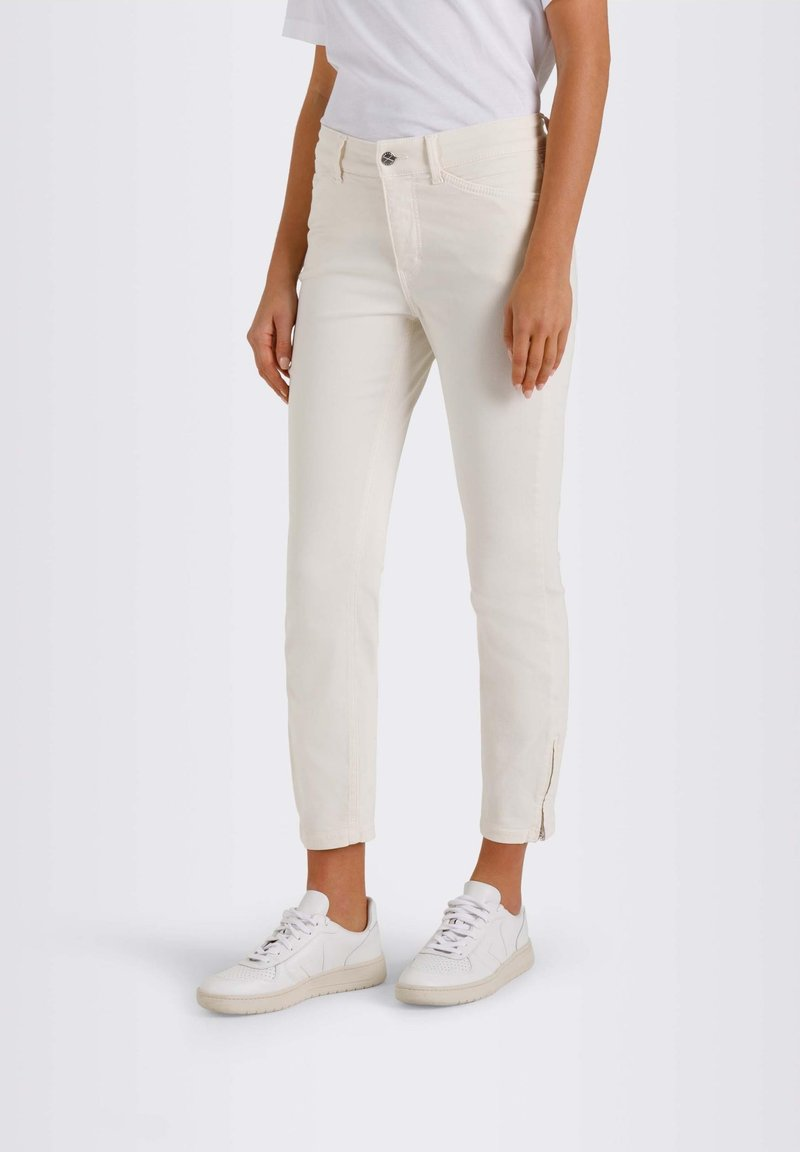 MAC Jeans - Jeans Skinny Fit - marshmallow ppt