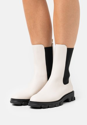 RIDLEY CHELSEA - Boots - light cream