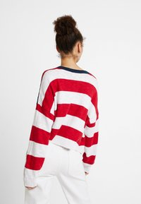 Hollister Co. - AMERICANA - Jumper - red/white/blue - 2