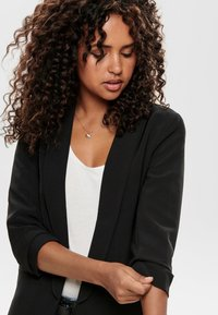 ONLY - ONLELLY  LIFE  - Manteau court - black - 4