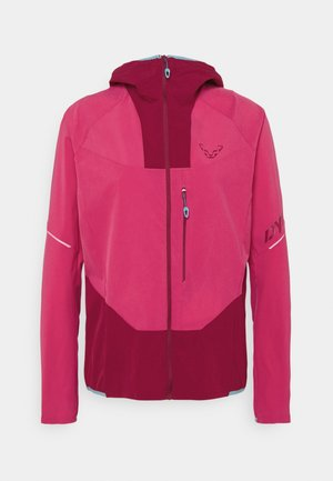 TRAVERSE - Chaqueta outdoor - flamingo