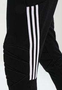 adidas Performance - TIERRO13 TORWART PAN - Pantalon de survêtement - noir - 4