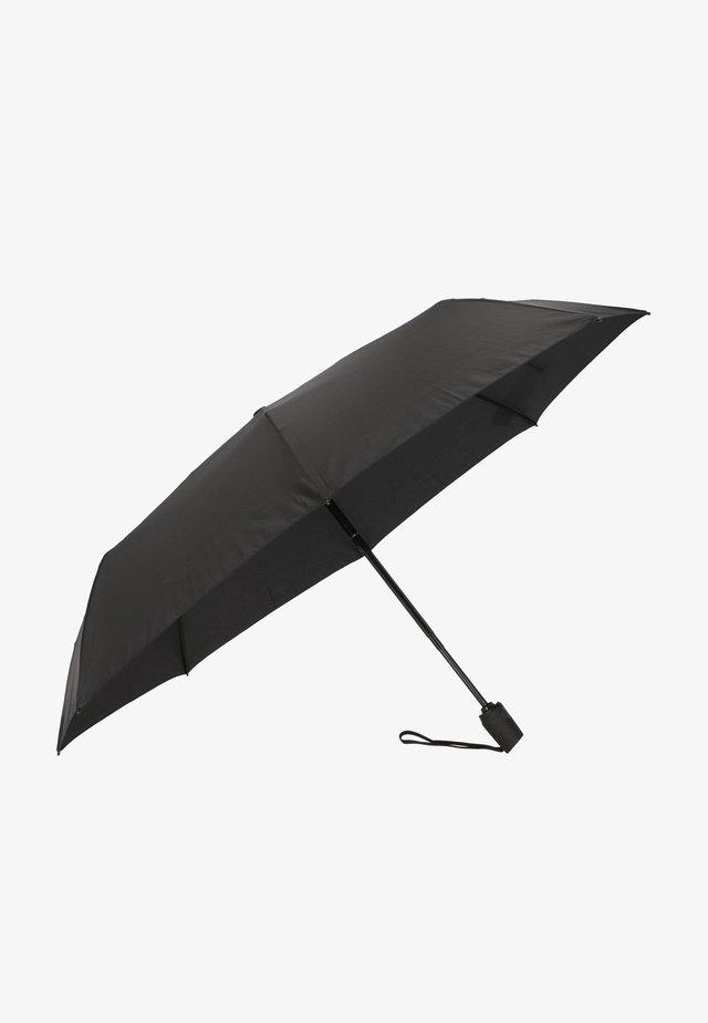 TRAVEL DUOMATIC - Umbrella - black