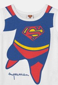 OVS - SINGOLO SUPERMAN - Body - white/blue - 2