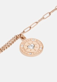 Guess - WITH LOVE - Necklace - rose gold-coloured - 2