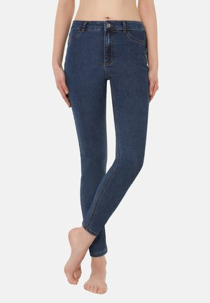 PUSH-UP - Jeans Skinny Fit - blue denim