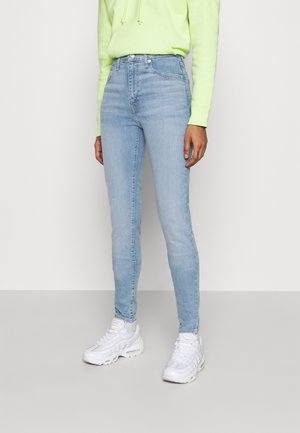MILE HIGH SUPER SKINNY - Jeansy Skinny Fit - galaxy hazy days