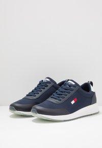 Tommy Jeans - FLEXI RUNNER - Zapatillas - blue - 2