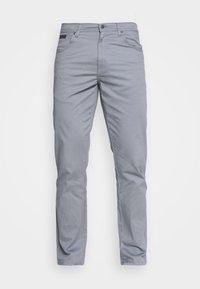 TEXAS - Straight leg jeans - slate blue